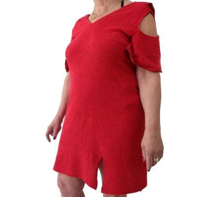 Toile-Robe-tango-sur-mesure-retouches-couture-tencin-la-terrasse-isère